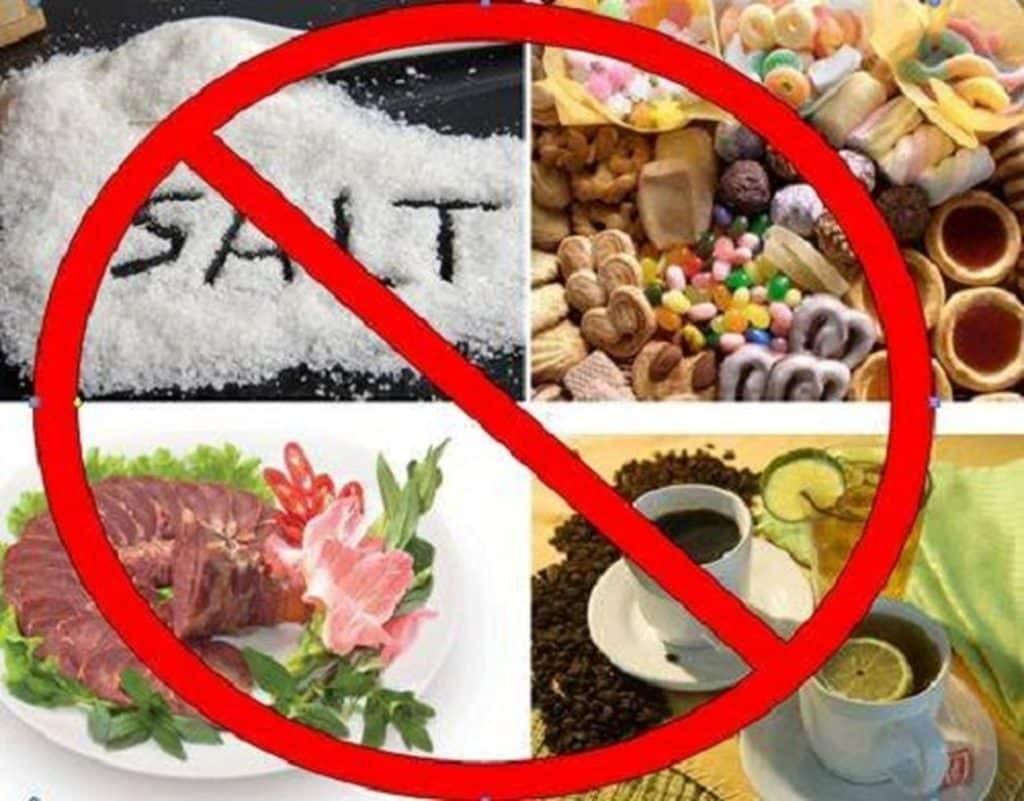 Chế độ ăn cho người cao huyết áp nên hạn chế những món ăn nào