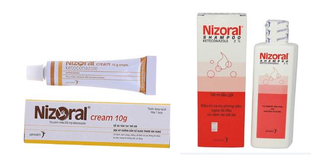 Thuốc Nizoral