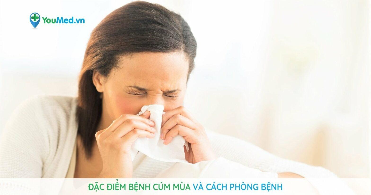 Bệnh cúm mùa : Cách phòng bệnh. Lời khuyên của bác sĩ