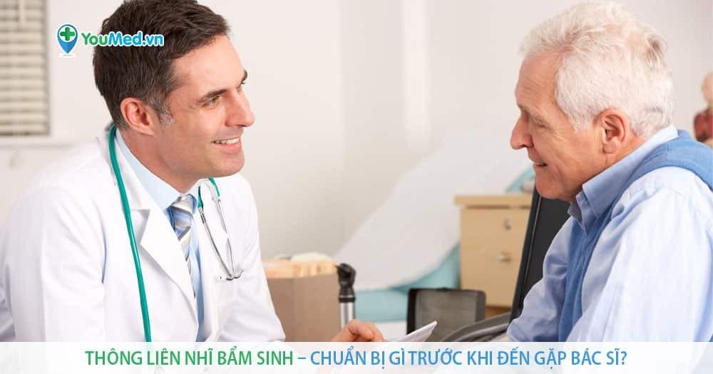 Thông liên nhĩ bẩm sinh – chuẩn bị gì trước khi đến gặp bác sĩ?