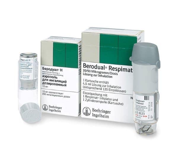 thuốc Berodual