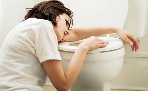 Những tác động không mong muốn trong quá trình dùng thuốc Sandostatin