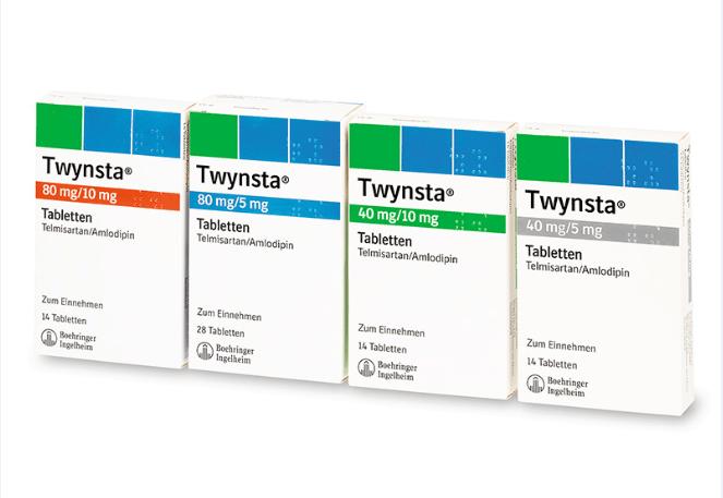 Thuốc Twynsta (amlodipin, telmisartan) là thuốc gì và có tác dụng như thế nào?