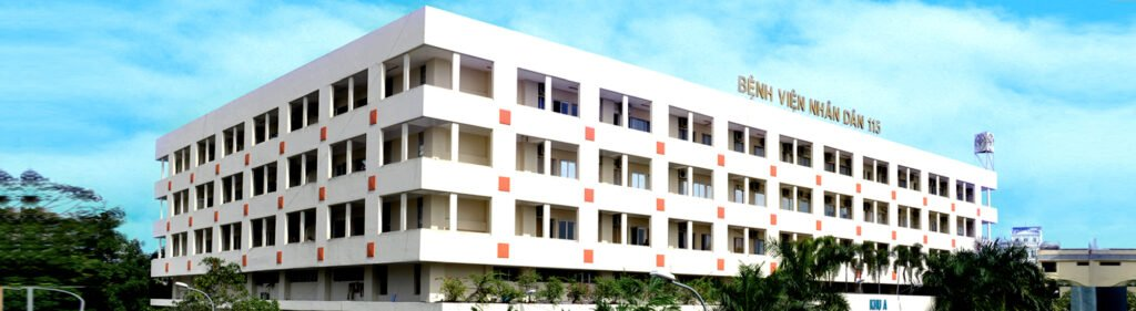 Khoa Hô hấp - Bệnh viện Nhân dân 115 là một trong những địa chỉ khám phổi tốt tại Thành phố Hồ Chí Minh