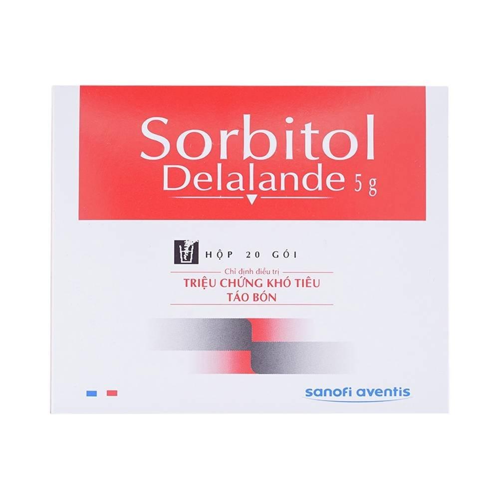 thuốc điều trị táo bón Sorbitol