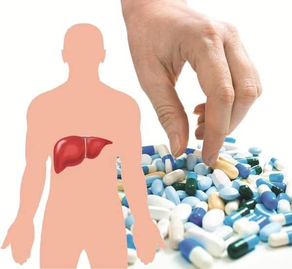 Bệnh nhân bị suy gan cần điều chỉnh liều dùng thấp hơn