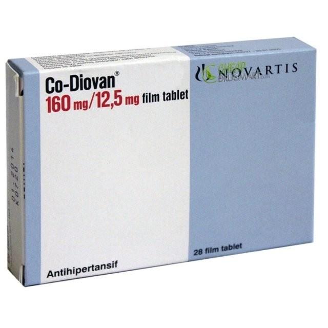 Thuốc Co-Diovan