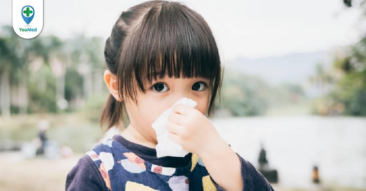 Trẻ bị ho : Khi nào thì cần đưa trẻ đi khám ?