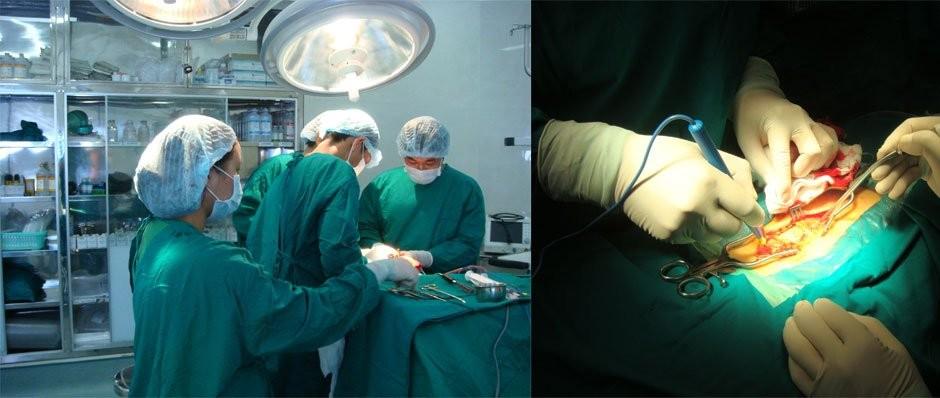 Bệnh viện Chuyên khoa Ngoại Thần kinh Quốc tế