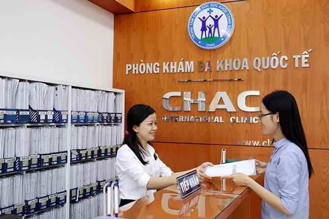Phòng khám Đa khoa Quốc tế CHAC là một nơi chữa trị bệnh phổi đáng lựa chọn tại Thành phố Hồ Chí Minh