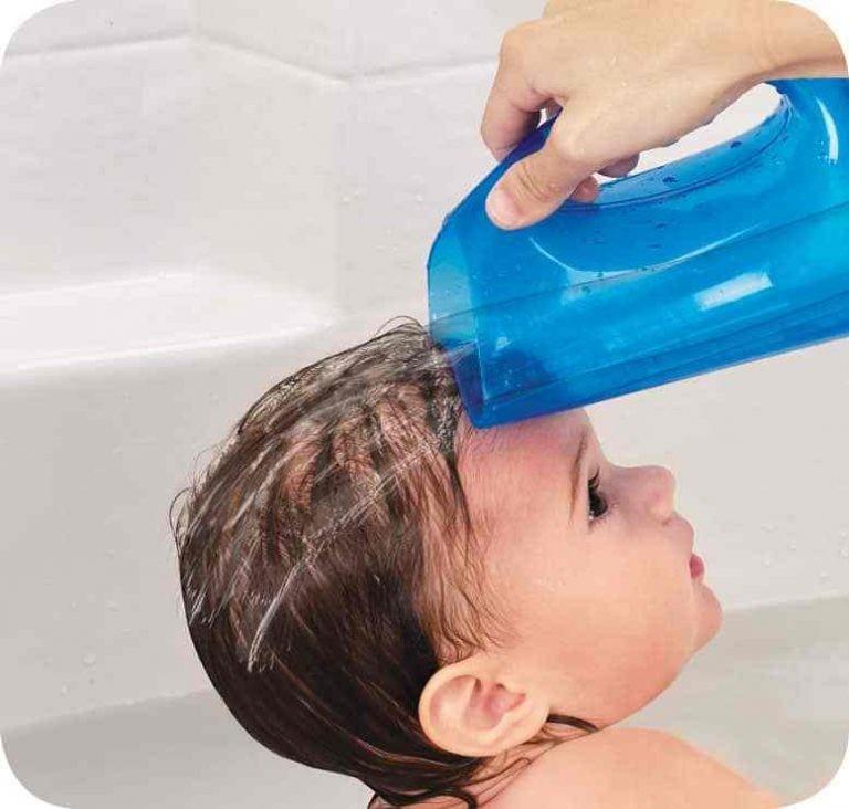 Điều trị viêm da dầu ở trẻ nhỏ như thế nào ?