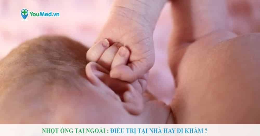Nhiễm trùng tai : Phòng ngừa ở trẻ nhỏ khi bơi lội