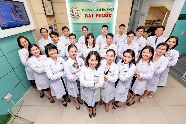 Phòng khám Đa khoa Đại Phước