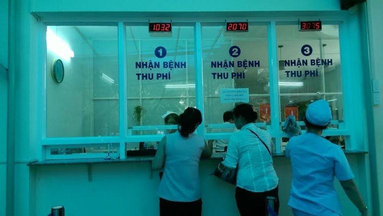 Quy trình khám và chữa bệnh tại Viện Y dược học dân tộc TPHCM