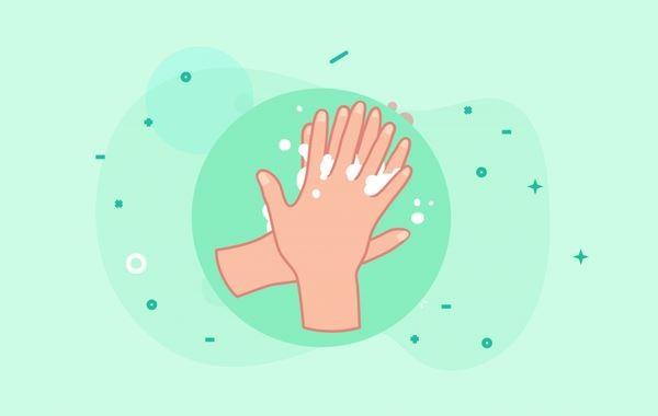 Nhiều người bị ám ảnh bởi việc phải rửa tay thật sạch