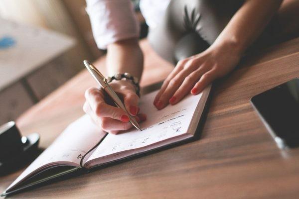 Hãy thử viết ra những nỗi ám ảnh của bạn