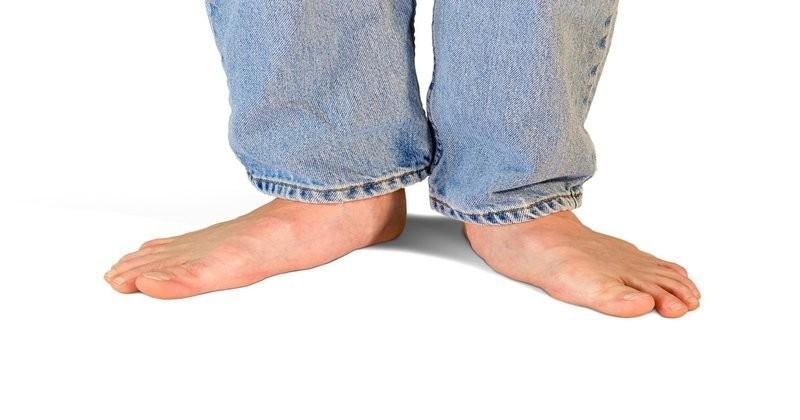 Bài tập cho người bàn chân bẹt