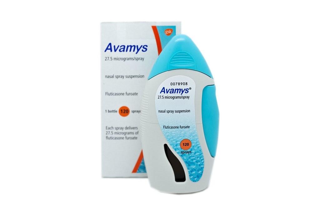 Thuốc Avamys