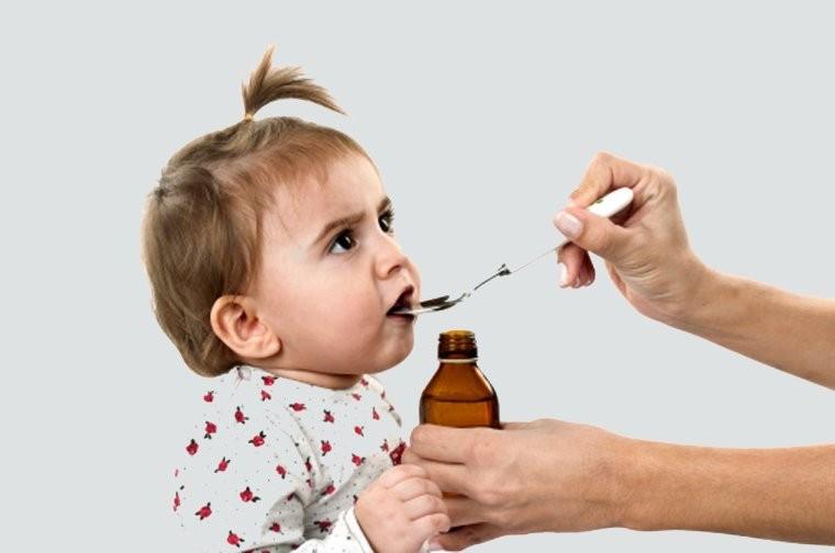 thuốc siro giảm đau hạ sốt Brufen (ibuprofen)