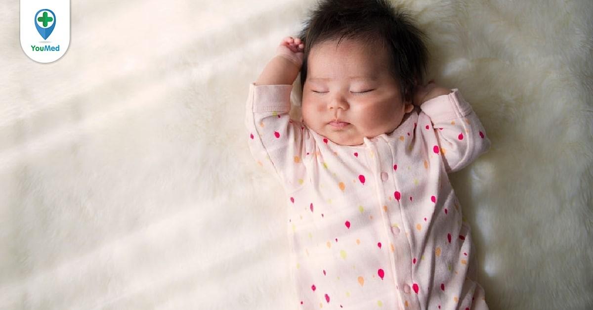 Hội chứng đột tử ở trẻ sơ sinh (SIDS) : Cách phòng tránh?