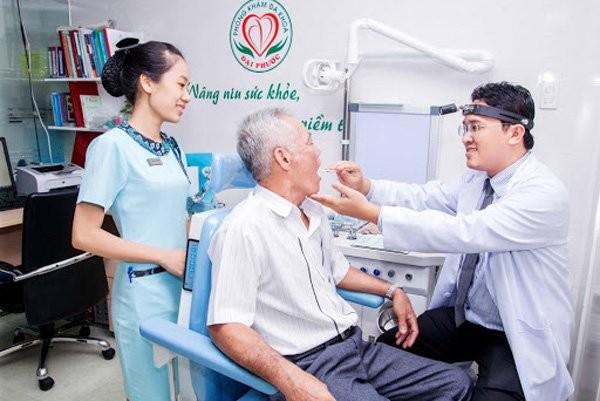Phòng khám Đa khoa Đại Phước là một trong những phòng khám Tai Mũi Họng uy tín tại TP. HCM