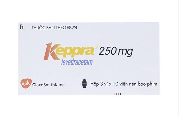 Levetiracetam (Keppra) là thuốc gì?