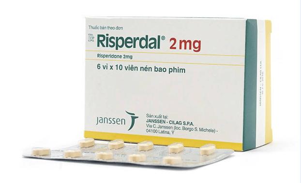 Risperdal (risperidone) là thuốc gì?
