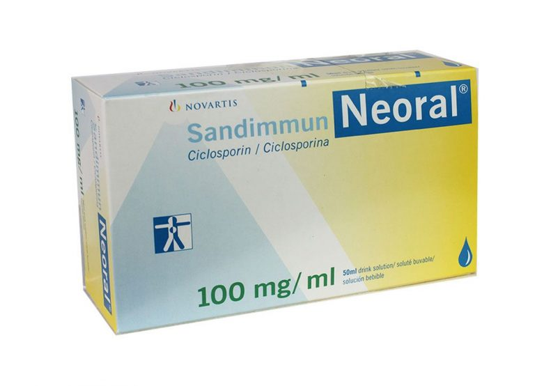 Thuốc Sandimmun Neoral (cyclosporin) và những điều cần lưu ý