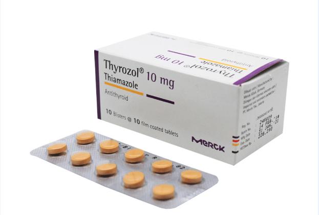 Thuốc Thyrozol (thiamazol) và những điều cần nhớ