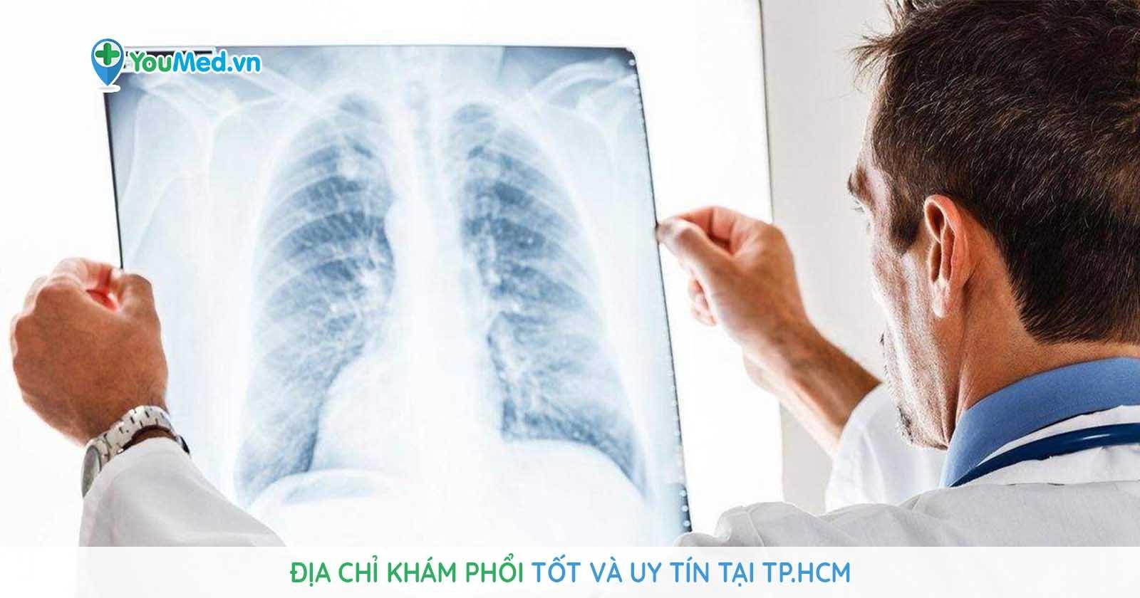 Địa chỉ khám phổi tốt và uy tín tại TP.HCM