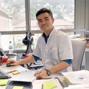 Bác sĩ ĐẶNG HOÀNG THIÊN