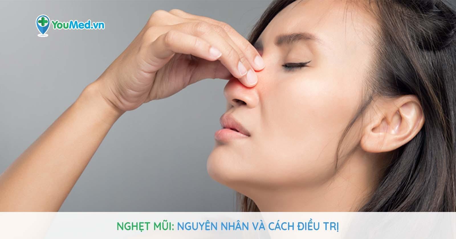 Nghẹt mũi: Nguyên nhân và 7 cách chữa tại nhà nhanh nhất
