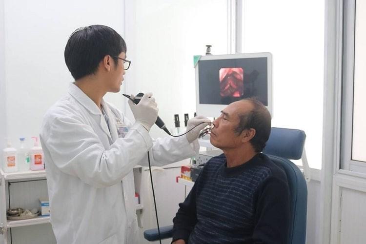 Khi đến khám và Nội soi Mũi có thể phát hiện những biểu hiện của lao mũi