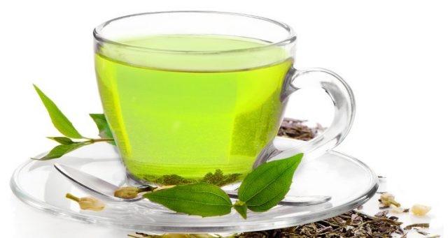 Trà xanh chứa nhiều chất chống oxy hóa