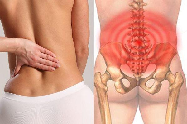 Đau lưng, đau ngực, đau đầu là những triệu chứng thường gặp