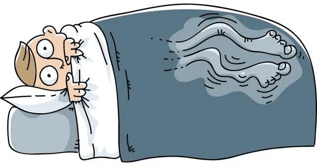 Rối loạn giấc ngủ trong hội chứng chân không yên