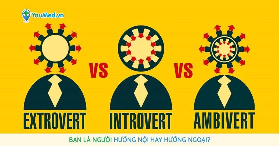Bạn là người hướng nội hay hướng ngoại?