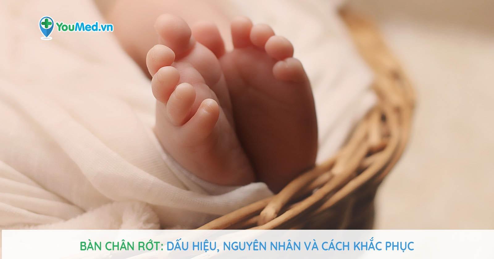 Bàn chân rớt: dấu hiệu, nguyên nhân và cách khắc phục