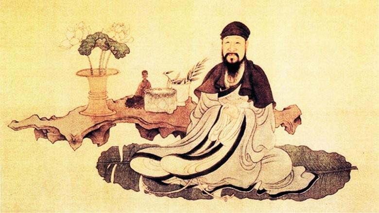 Nhà thơ Bạch Cư Dị