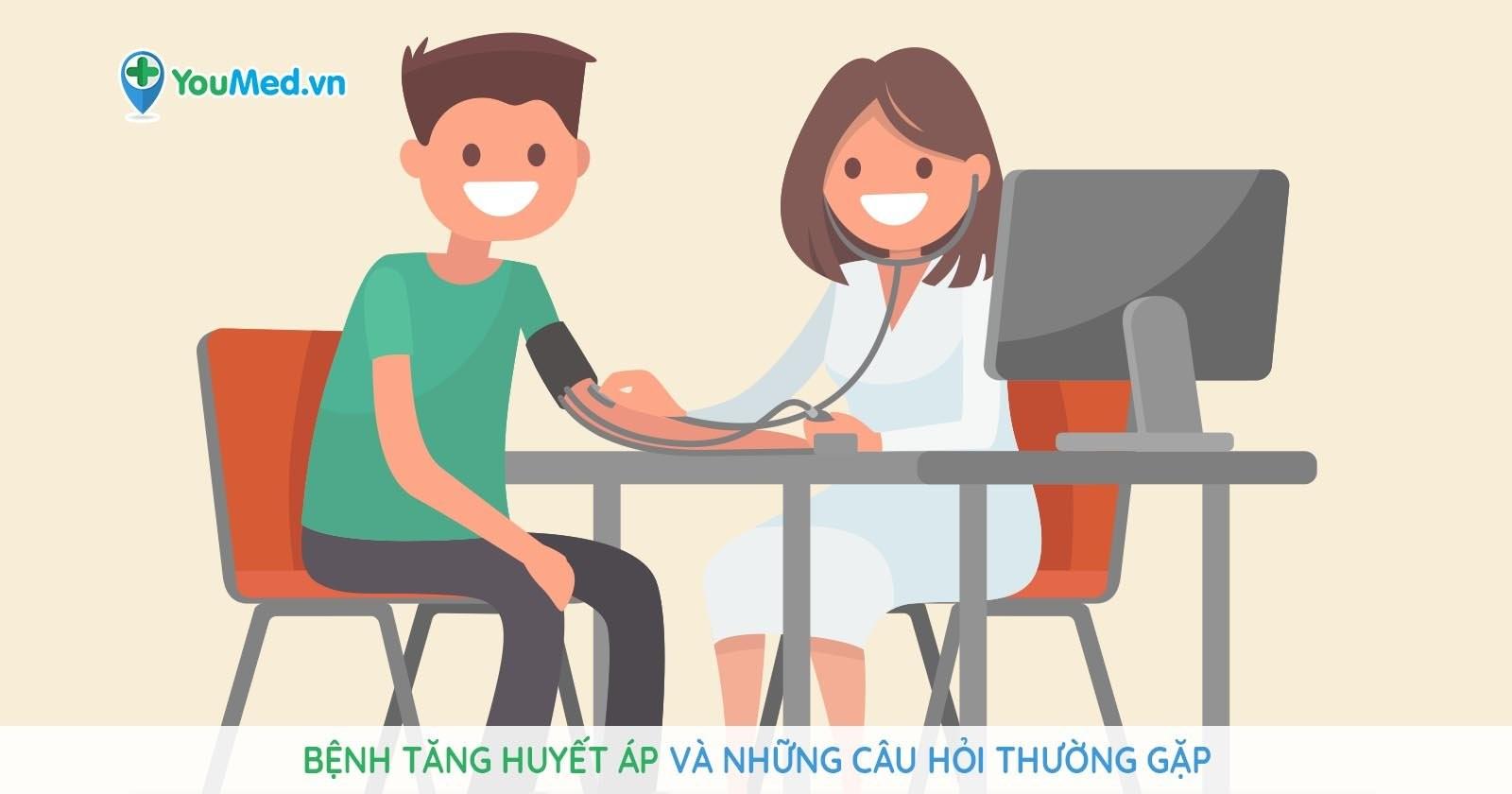 bệnh tăng huyết áp và những câu hỏi thường gặp