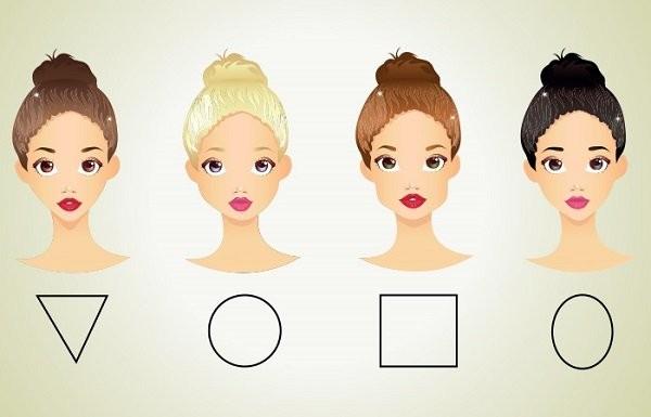 Hình dáng mặt cơ bản để chọn hình dạng răng phu hợp