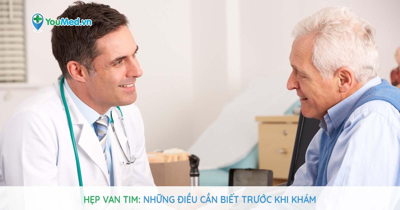 Hẹp van tim: Những điều cần biết trước khi khám