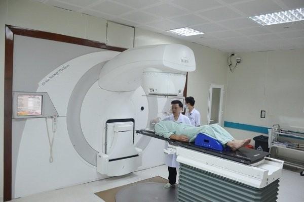 Phương pháp xạ trị điều trị ung thư