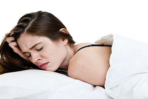 Thai phụ mang thai tuần 1 rất dễ bị mất ngủ