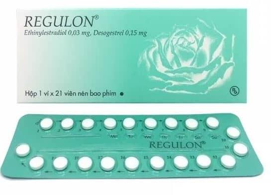 Thuốc tránh thai Regulon