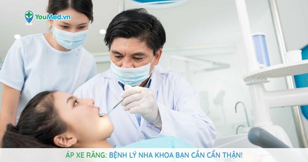 Những điều cần biết về áp xe răng