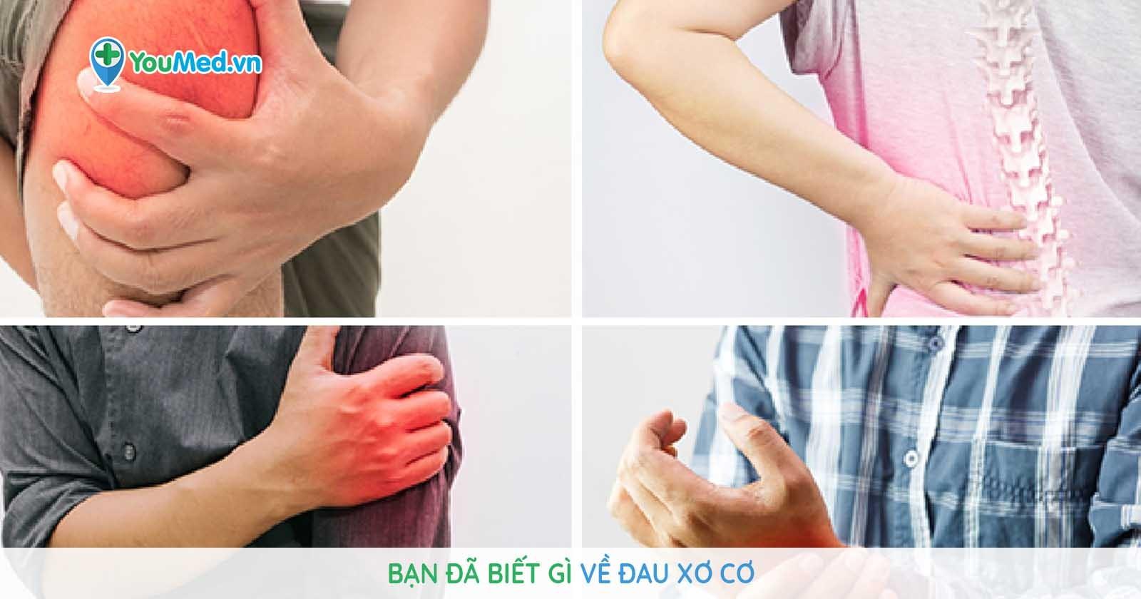 Bạn đã biết gì về đau xơ cơ?