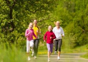 Luyện tập thể dục thể thao để cơ thể khỏe mạnh hơn
