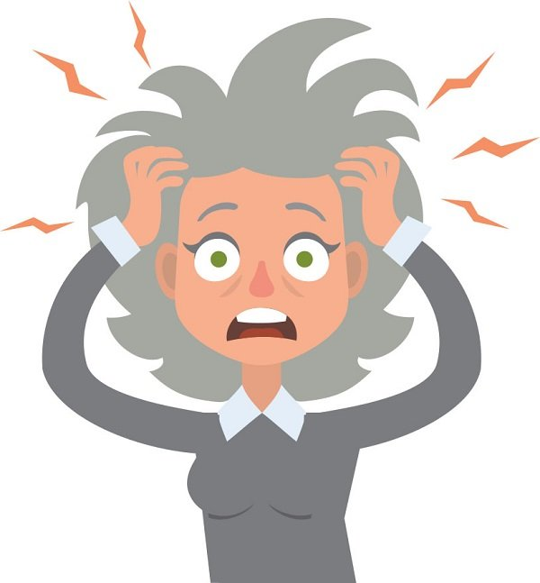 Stress là một yếu tố quan trọng khởi phát bệnh
