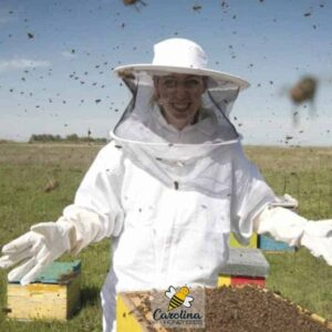 Đồ bảo hộ tránh ong đốt